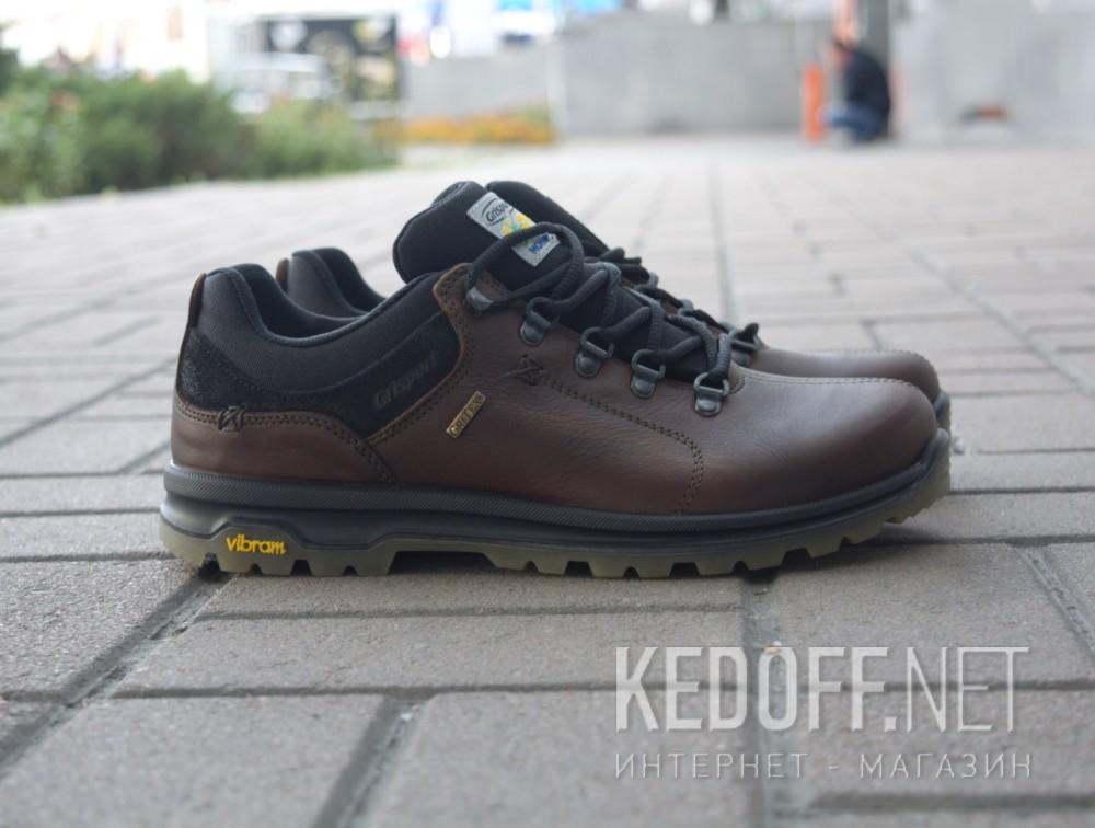 Чоловічі черевики Grisport 12907-O52G (коричневий) все размеры