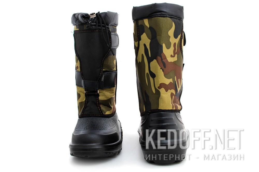 Мужские камуфляжные ботинки Forester 6731
