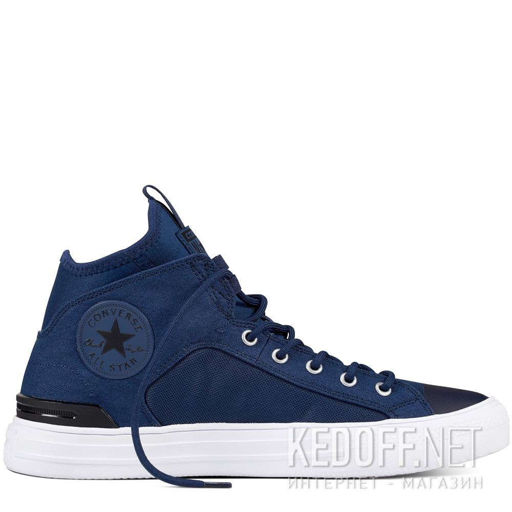 Мужские кеды Converse Chuck Taylor All Star Ultra Hi 159631C описание