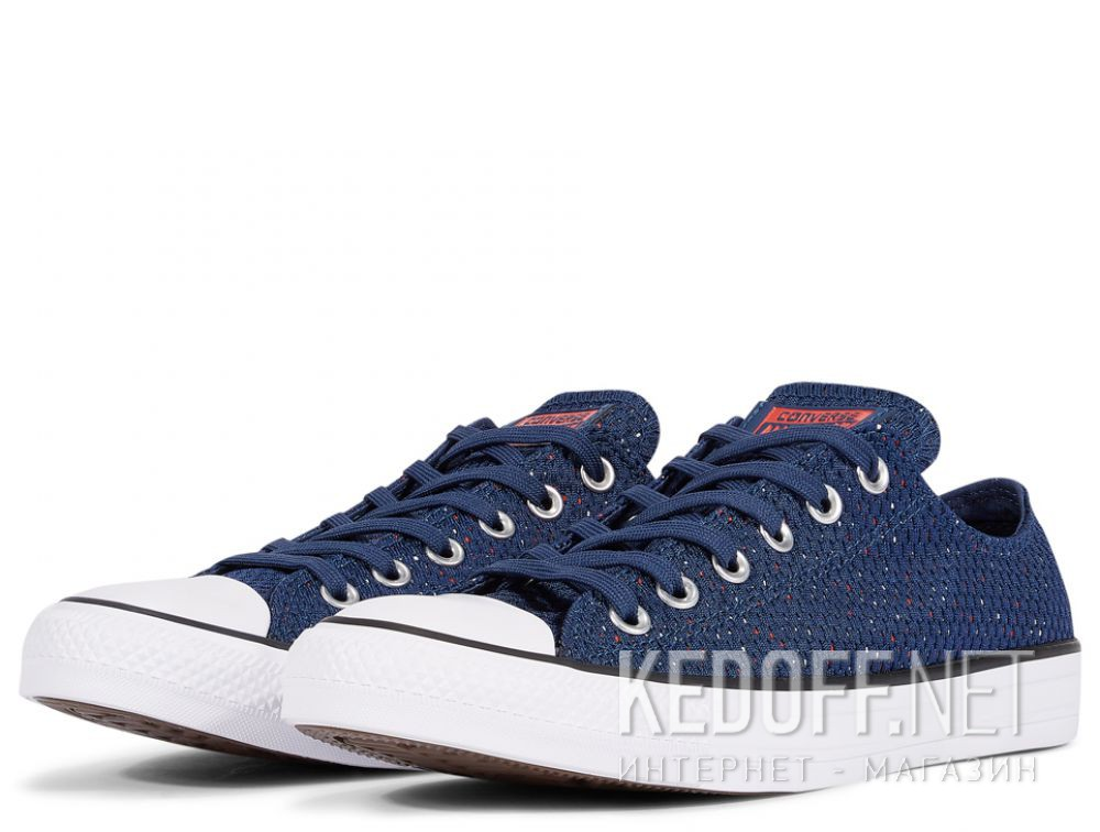 Оригинальные Мужские кеды Converse Chuck Taylor All Star Speckled Jersey 159684C
