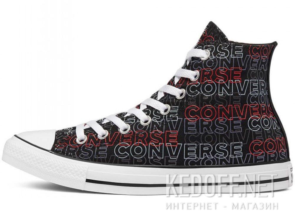 Мужские кеды Converse Chuck Taylor All Star High-Top 170108C описание