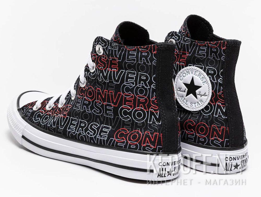 Мужские кеды Converse Chuck Taylor All Star High-Top 170108C все размеры