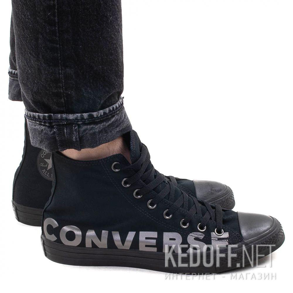 Цены на Чоловічі кеди Converse Chuck Taylor All Star Wordmark Hi 165429C