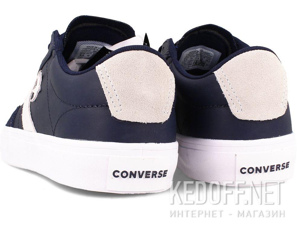 Мужские кеды Converse Courtlandt Ox 164903C описание