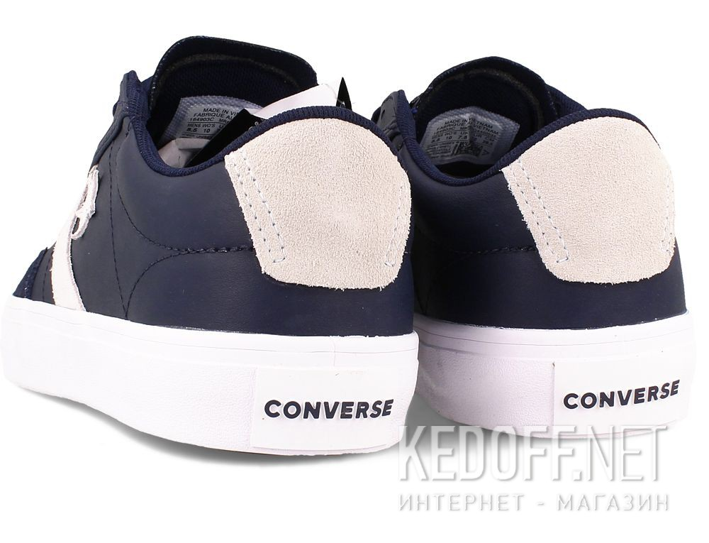 Чоловічі кеди Converse Courtlandt Ox 164903C описание
