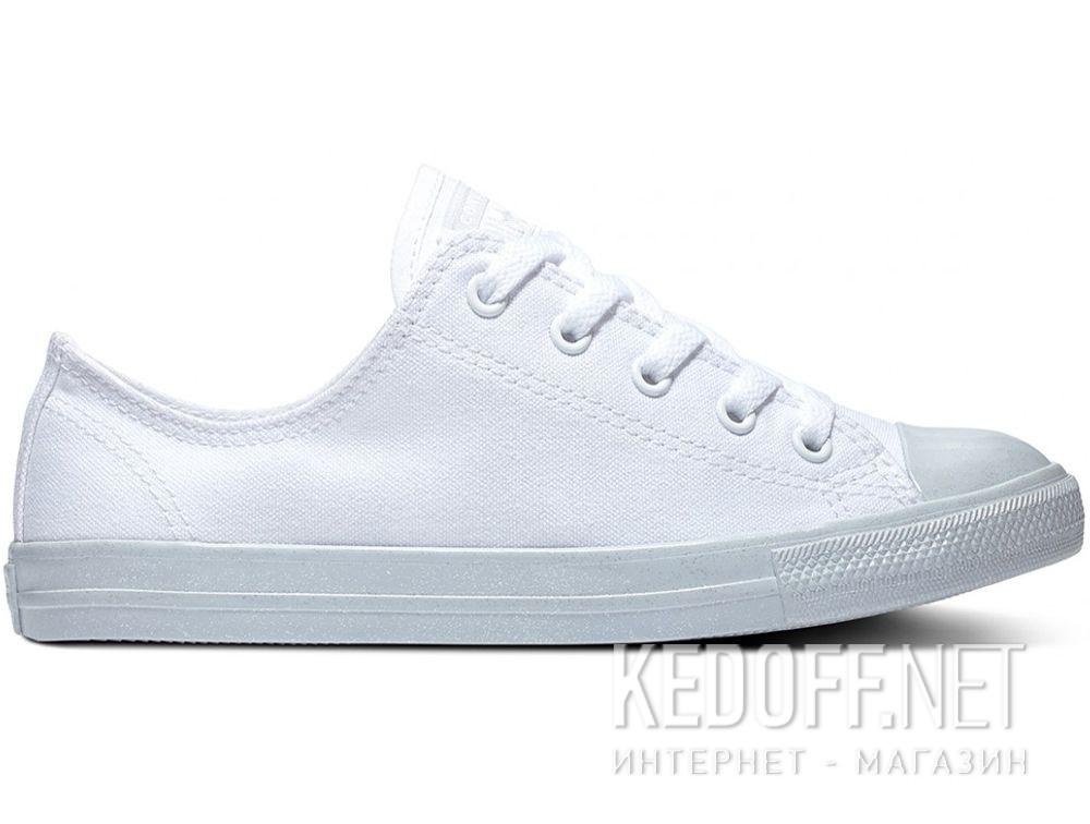 Белые кеды Converse Chuck Tailor All Star Dainty OX 563475C купить Киев