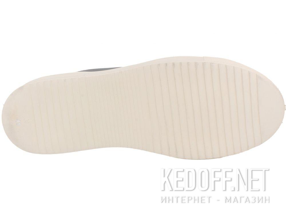 Мужские кожаные кеды Forester 132125-3713