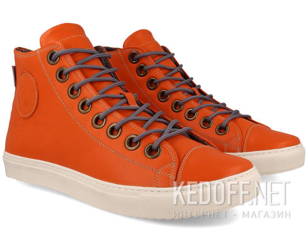 Цены на Мужские кожаные кеды Forester 132125-44