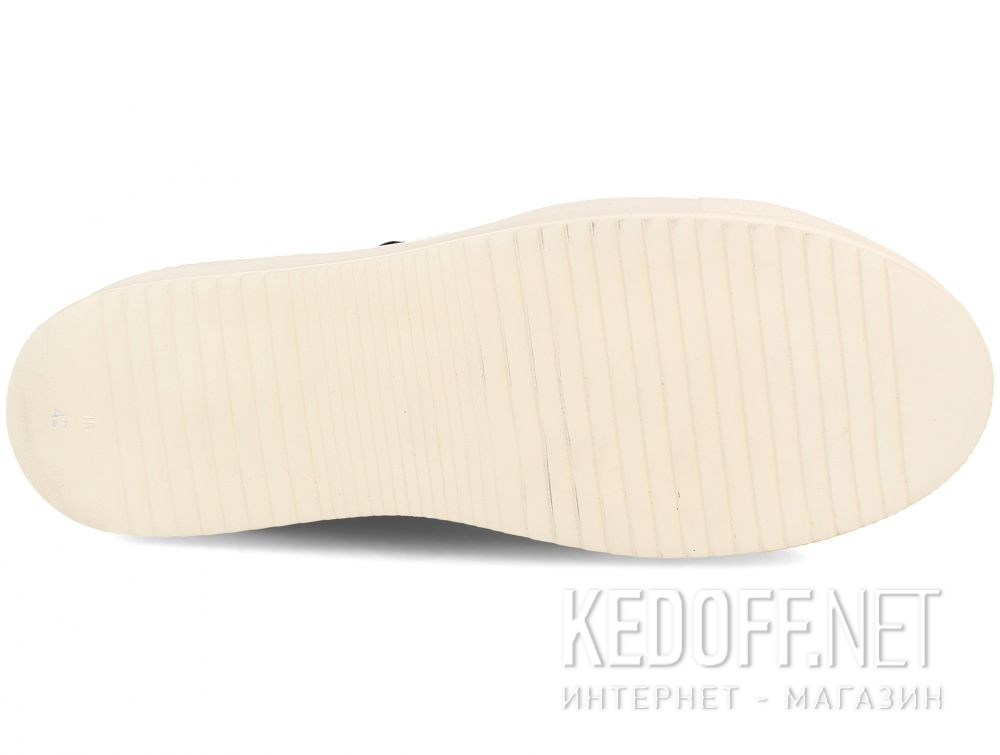Мужские кеды Forester Warm Wool 132125-84 описание