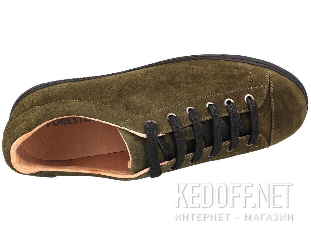 Мужские кеды Forester Ergo Step 310-6090-17 описание