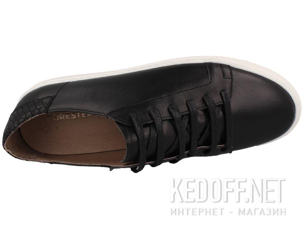 Мужские кожаные кеды Forester Ergo Step 313-6096-27 описание