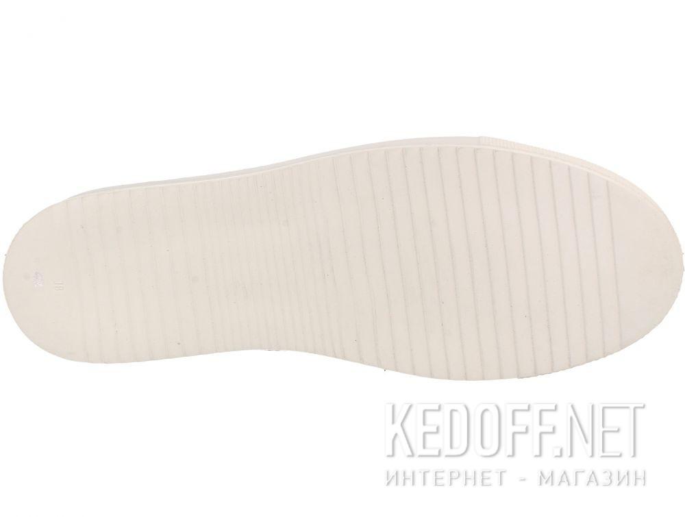 Цены на Мужские кожаные кеды Forester Ergo Step 313-6096-27