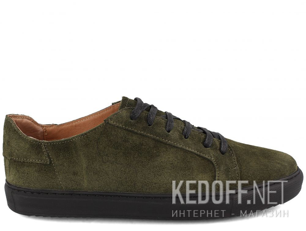 Мужские кеды Forester 440-6096-17 купить Киев