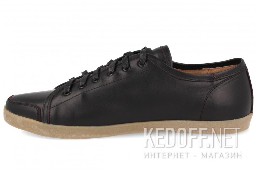 Мужские полукеды Forester 45-614-214   (чёрный) купить Киев