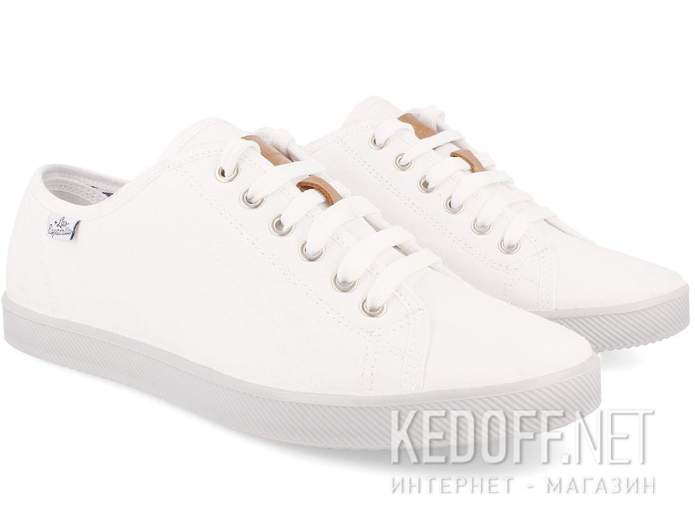 Мужские кеды Las Espadrillas 6099-13 Optical White купить Украина