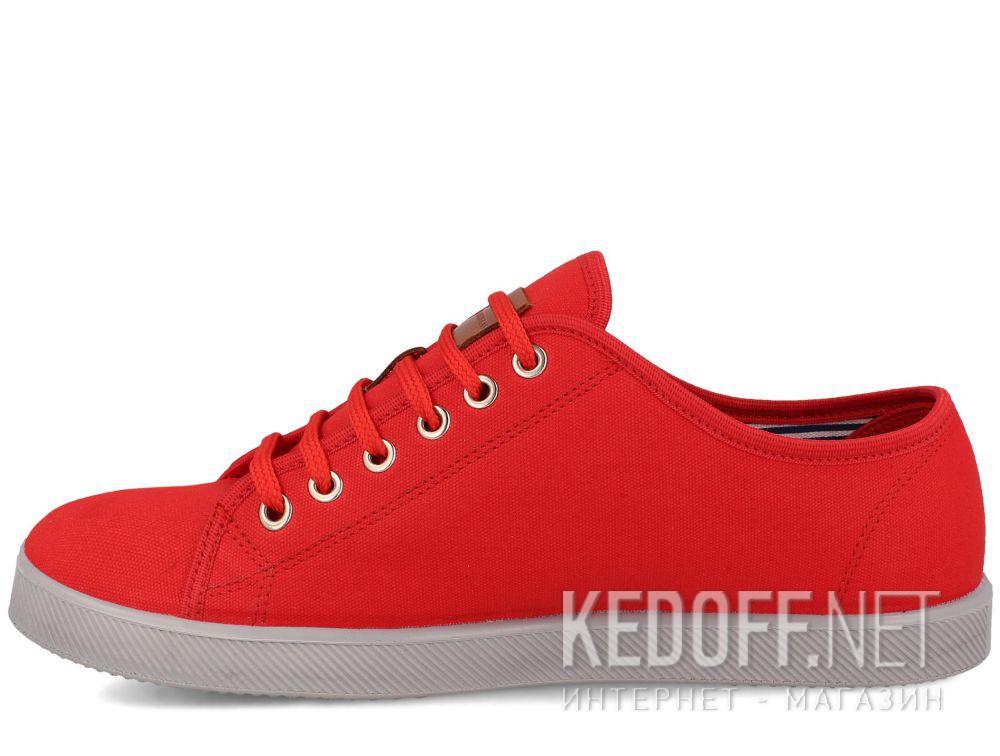 Мужские кеды Las Espadrillas Red Slim 6099-47 купить Киев
