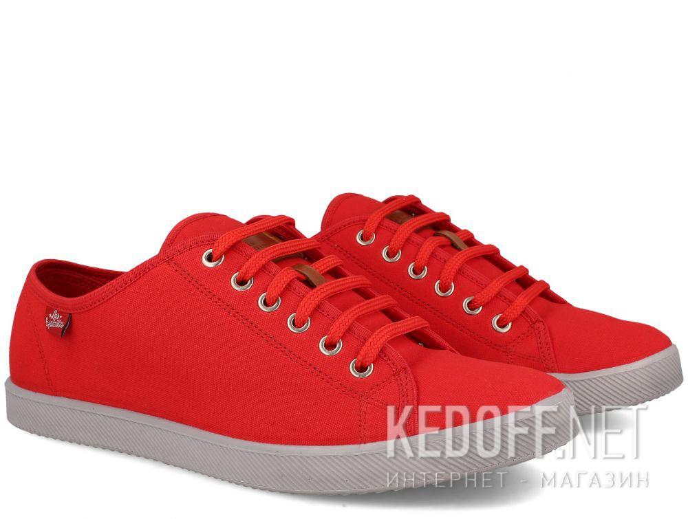 Оригинальные Мужские кеды Las Espadrillas Red Slim 6099-47