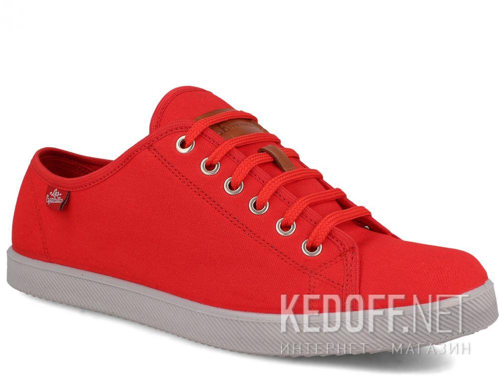 Купить Мужские кеды Las Espadrillas Red Slim 6099-47