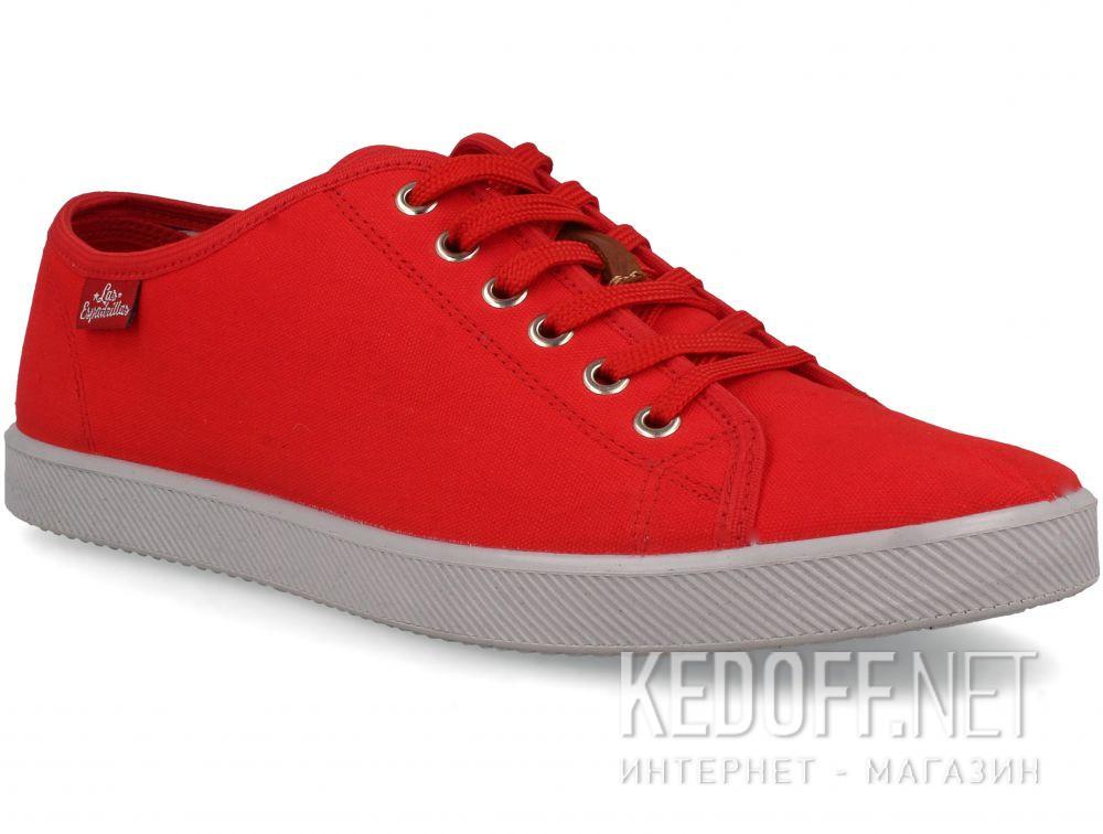 Купить Мужские кеды Las Espadrillas Eco Soft 6099-47  Red Slim