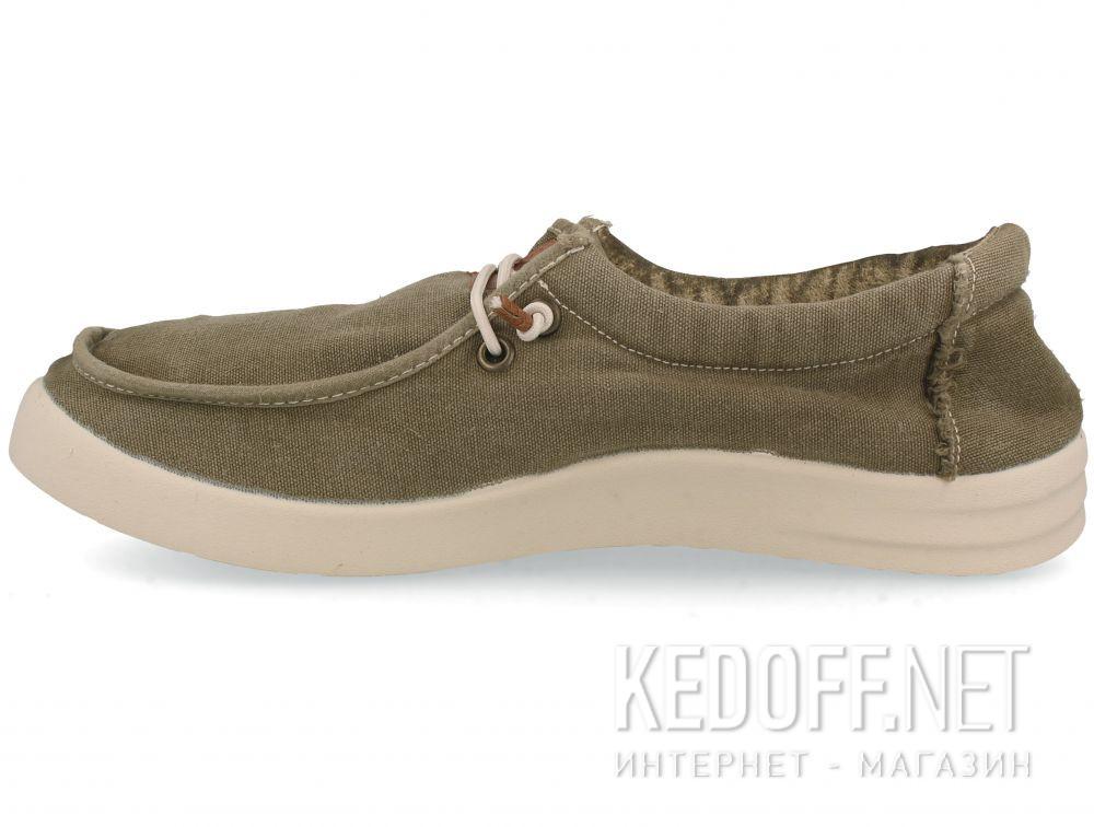 Мужские кеды Las Espadrillas Khaki FV0230-17 Made in Spain купить Украина