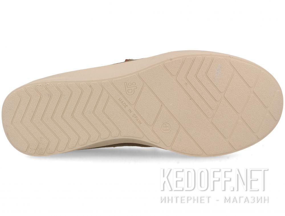 Мужские кеды Las Espadrillas Khaki FV0230-17 Made in Spain описание