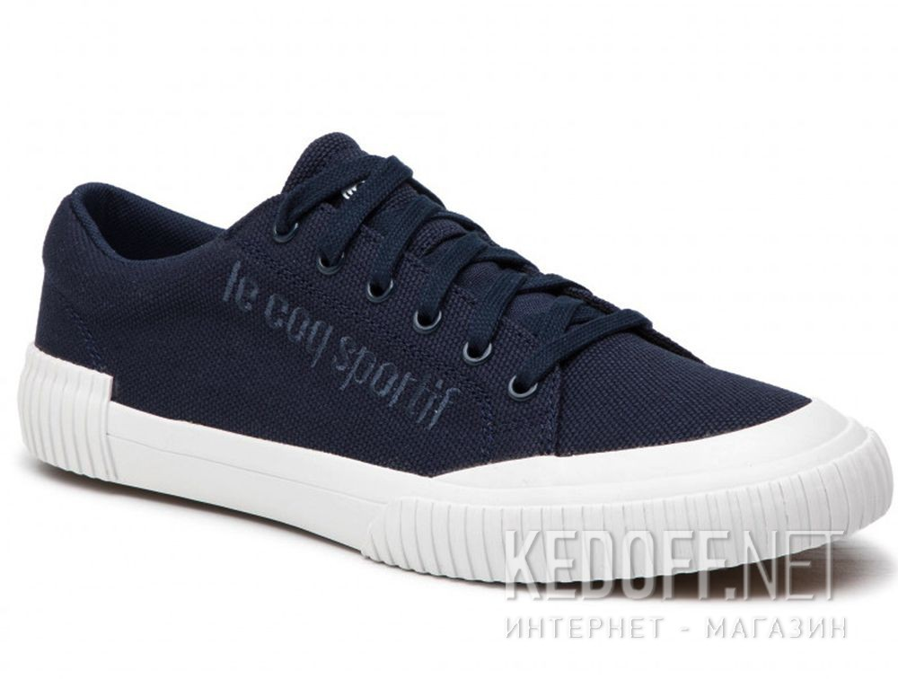 Мужские кеды Le Coq Sportif 1910541 LCS Dress Blue