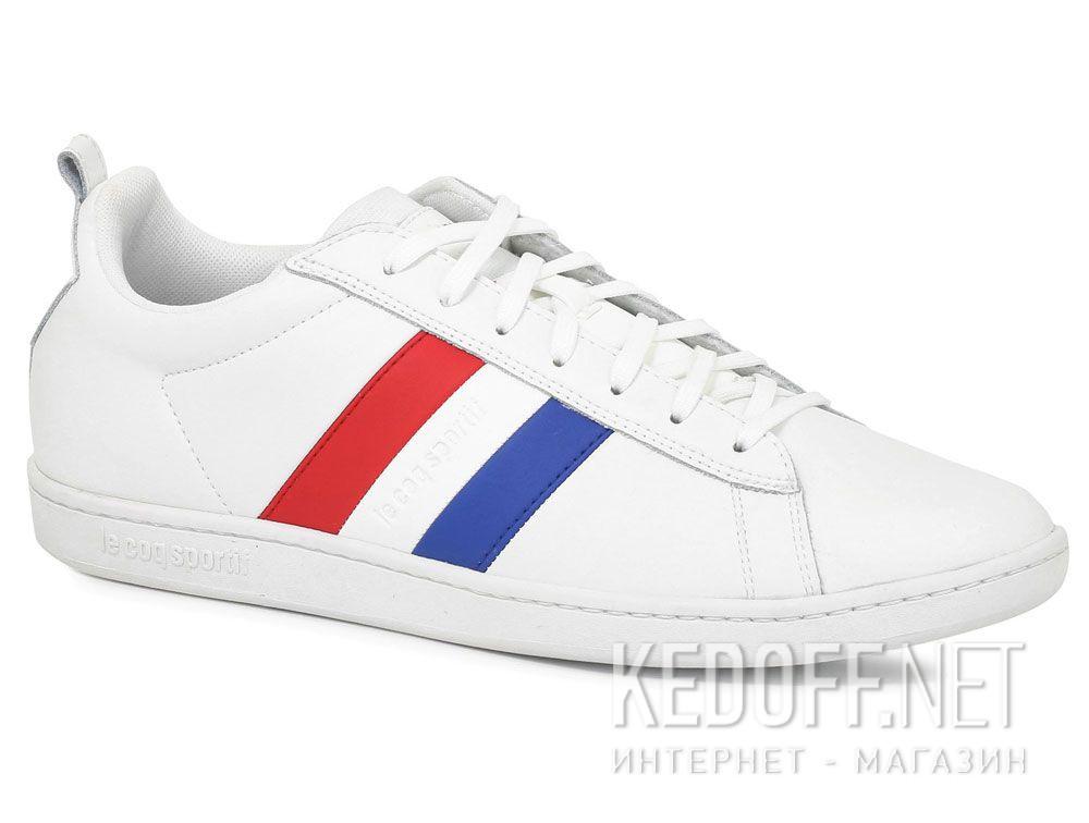 Купить Мужские кеды Le Coq Sportif CourtClassic Flag 2010198-LCS