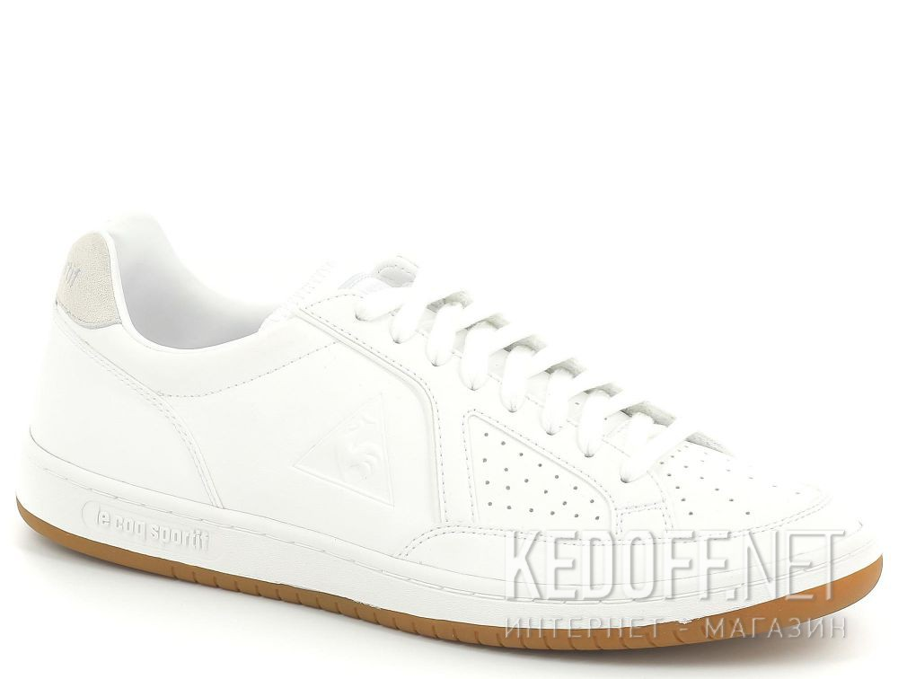 5f845b21b915 Shop Men s sneakers Le Coq Sportif Icon Leather 1810191 LCS at ...