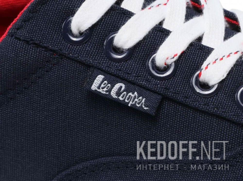 Мужские кеды Lee Cooper LCW-21-31-0026M доставка по Украине