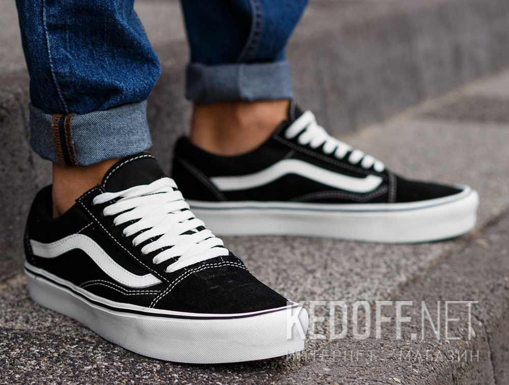1722be4b45 Shop Men s canvas shoes Vans Old Skool Lite VA2Z5WIJU at Kedoff.net ...