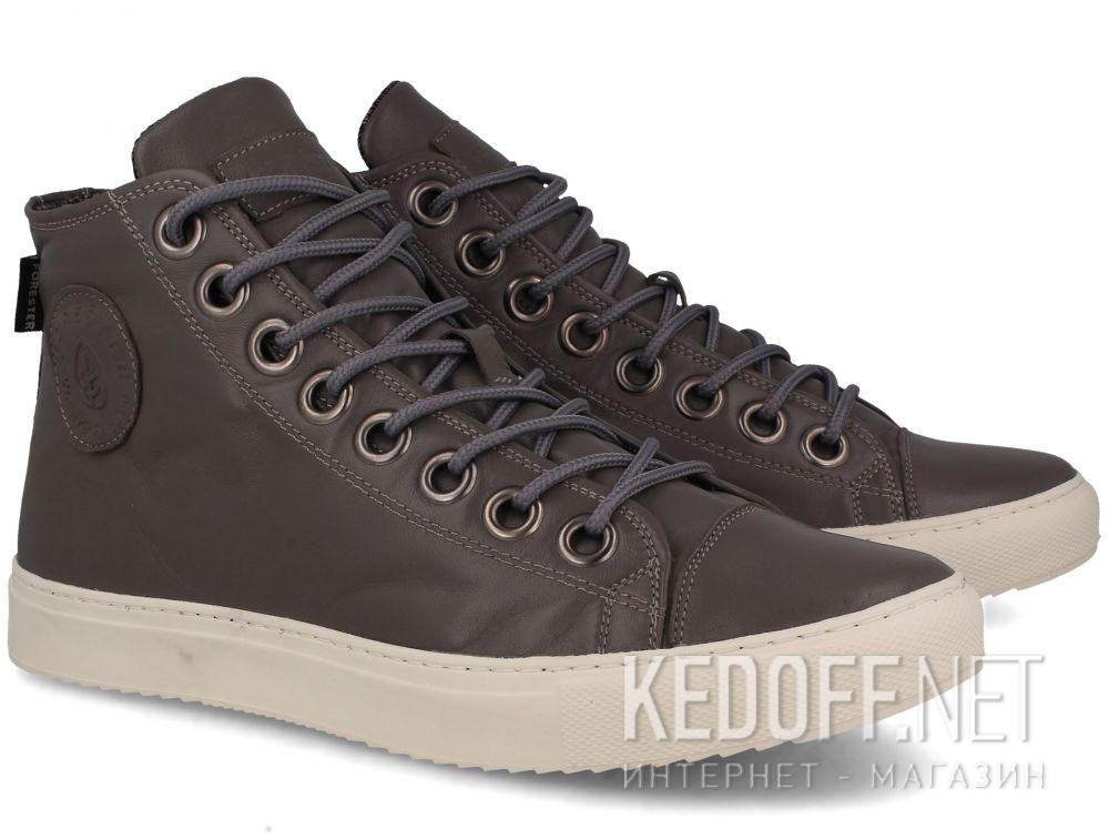 Мужские кожаные кеды Forester 132125-3713 купить Украина