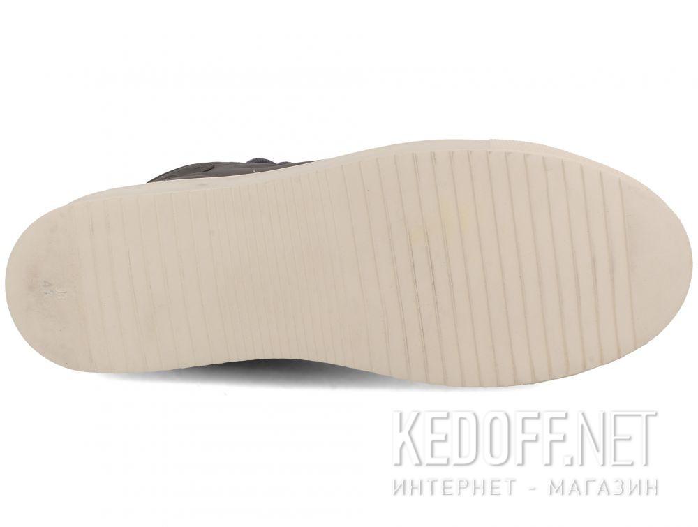 Доставка Мужские кожаные кеды Forester 132125-3713