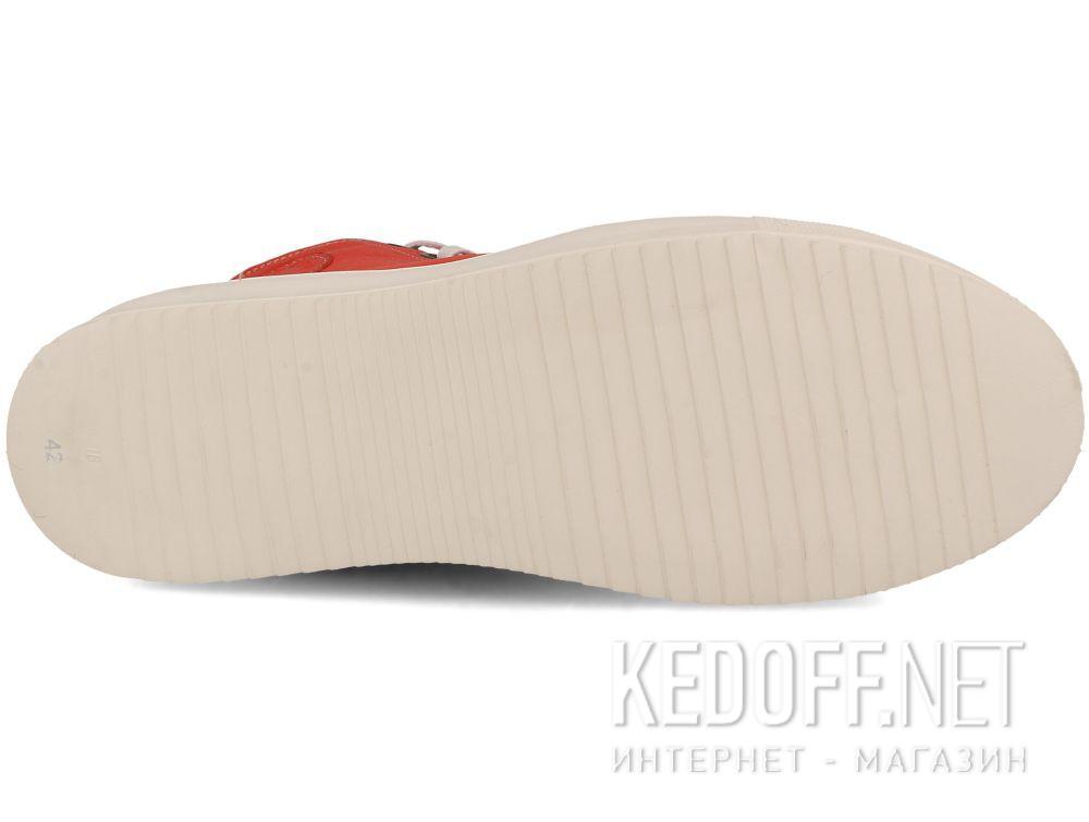 Доставка Мужские кожаные кеды Forester 132125-44