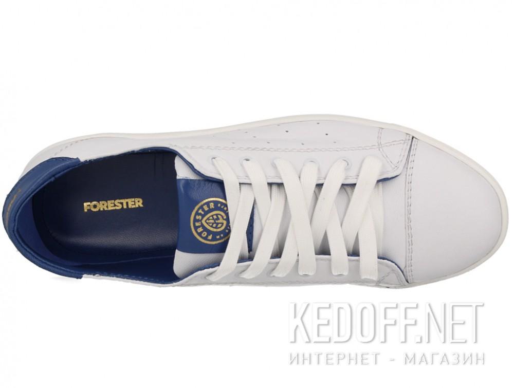 Оригинальные Мужские кроссовки Forester Smith 9020-13   (белый)