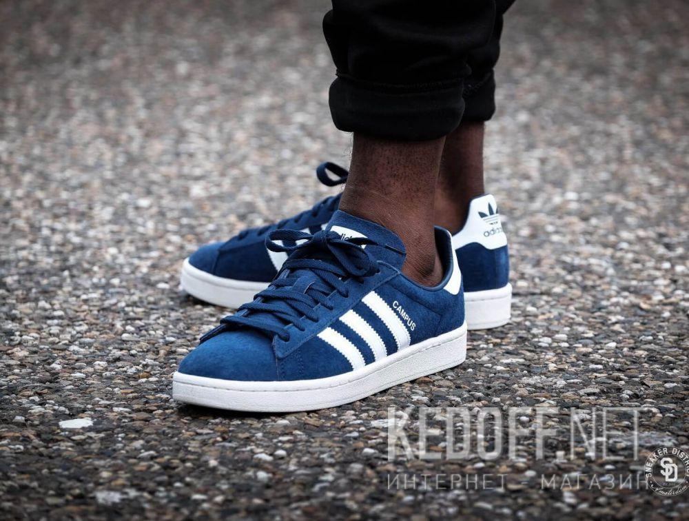 Мужские кроссовки Adidas Campus BZ0086
