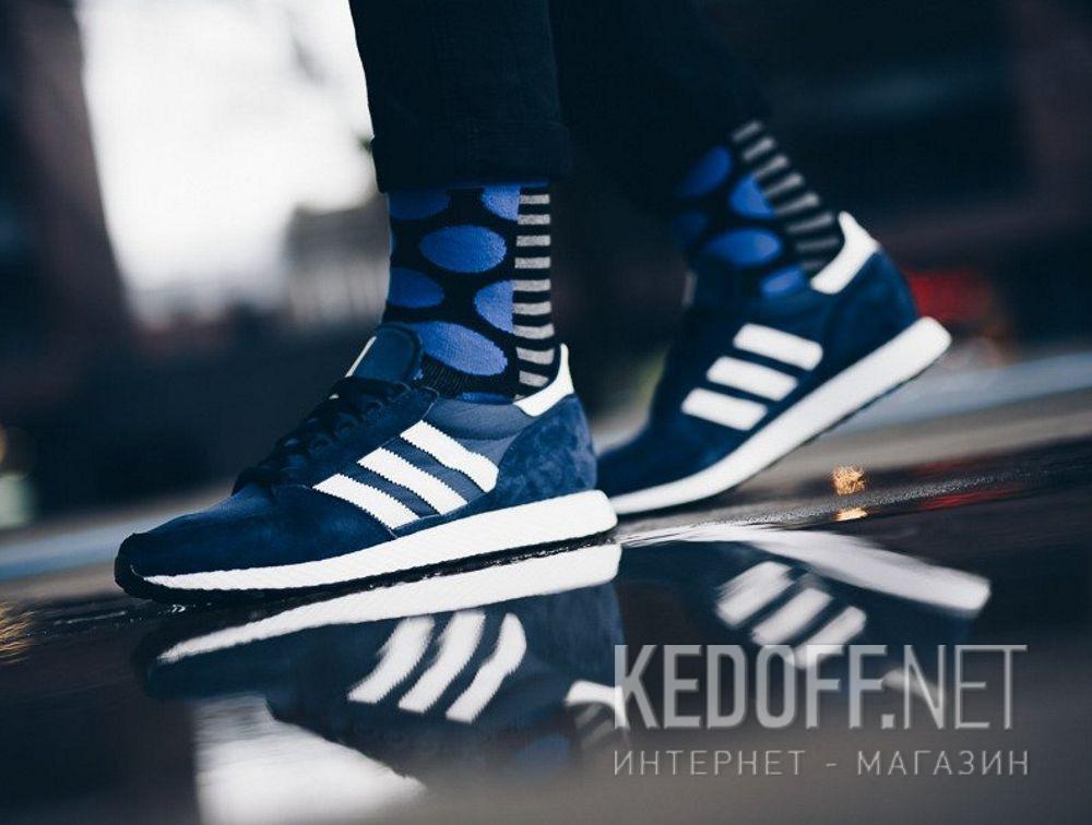 Мужские кроссовки Adidas Forest Grove CG5675 описание