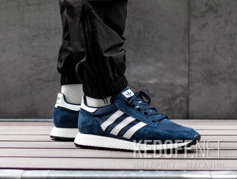 Оригинальные Мужские кроссовки Adidas Forest Grove CG5675
