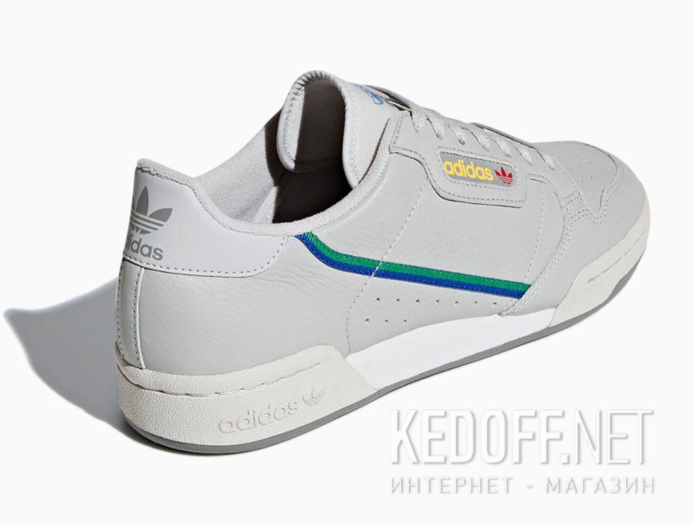 Мужские кроссовки Adidas Originals Continental 80 CG7128 описание
