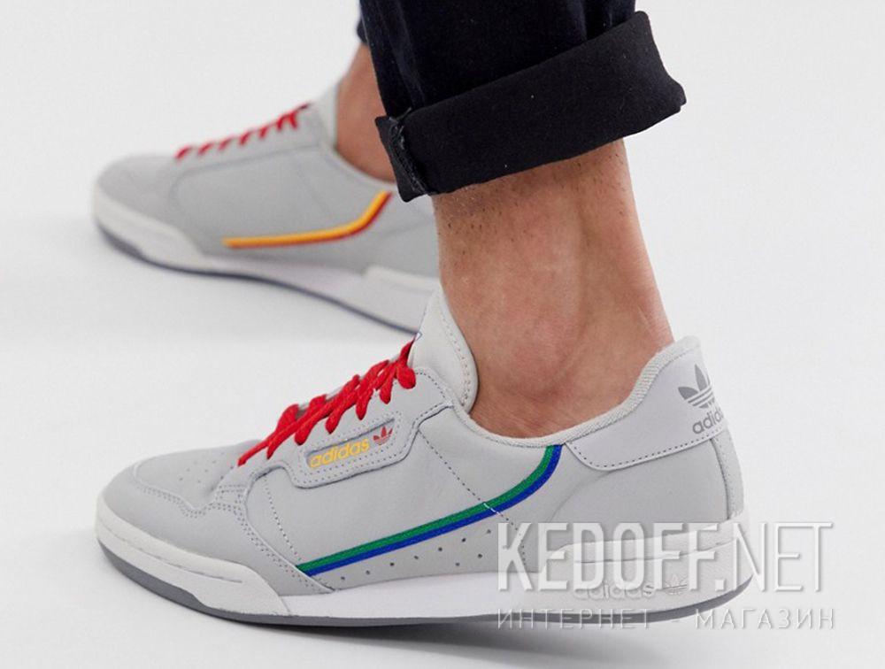 Мужские кроссовки Adidas Originals Continental 80 CG7128 все размеры
