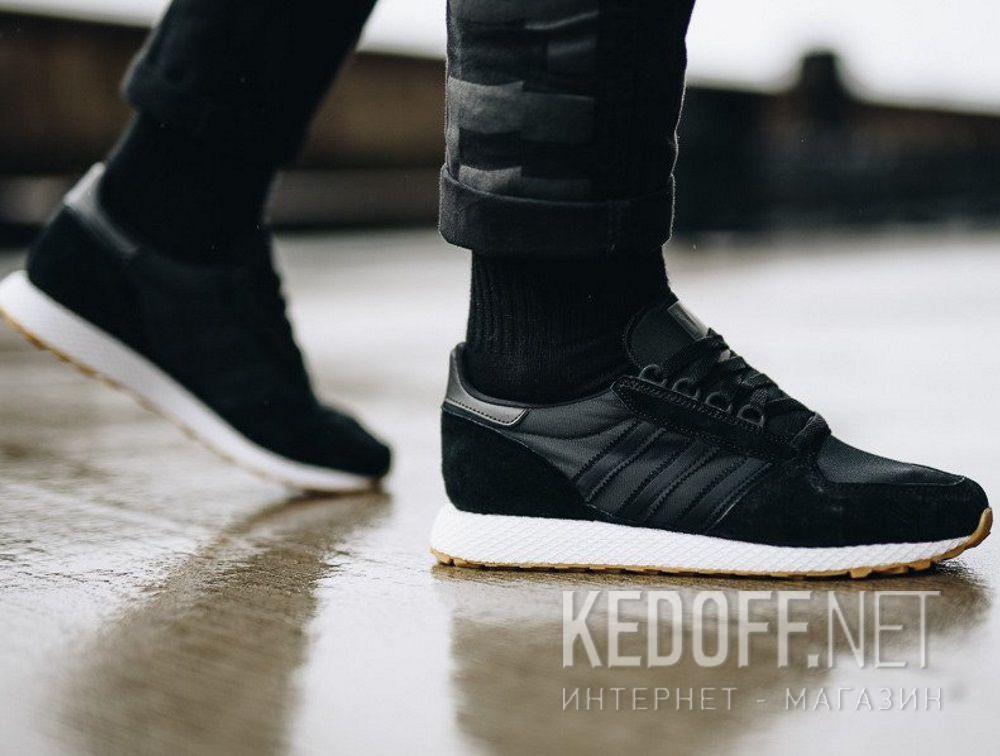 Цены на Мужские кроссовки Adidas Originals Forest Grove CG5673