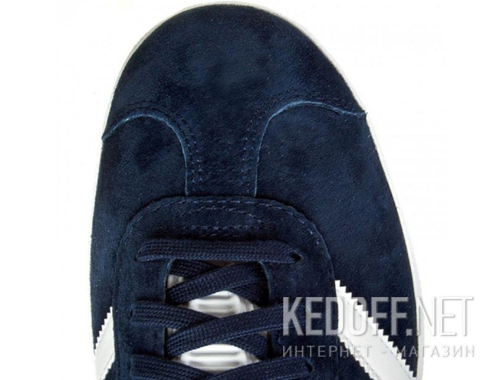 Мужские кроссовки Adidas Originals Gazelle BB5478   (тёмно-синий) описание