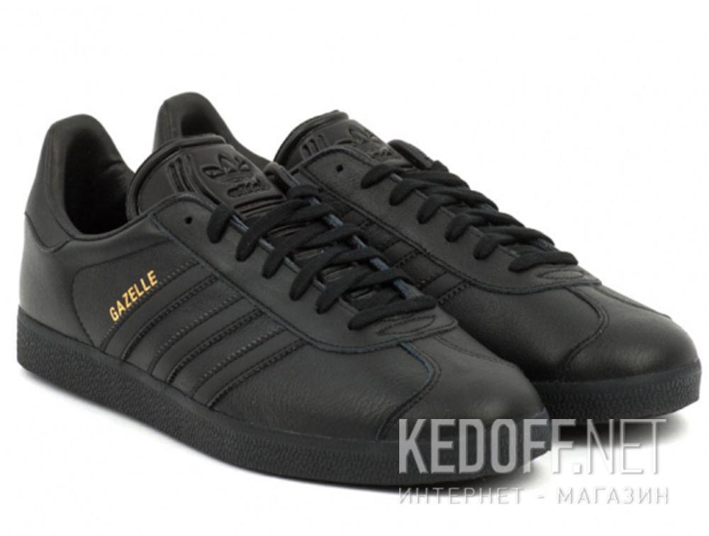 b42a65c54d1f Мужские кроссовки Adidas Originals Gazelle BB5497 (чёрный)