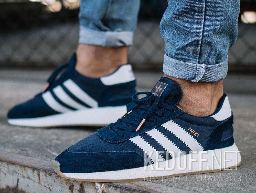 Цены на Мужские кроссовки Adidas Originals Iniki Runner BB2092