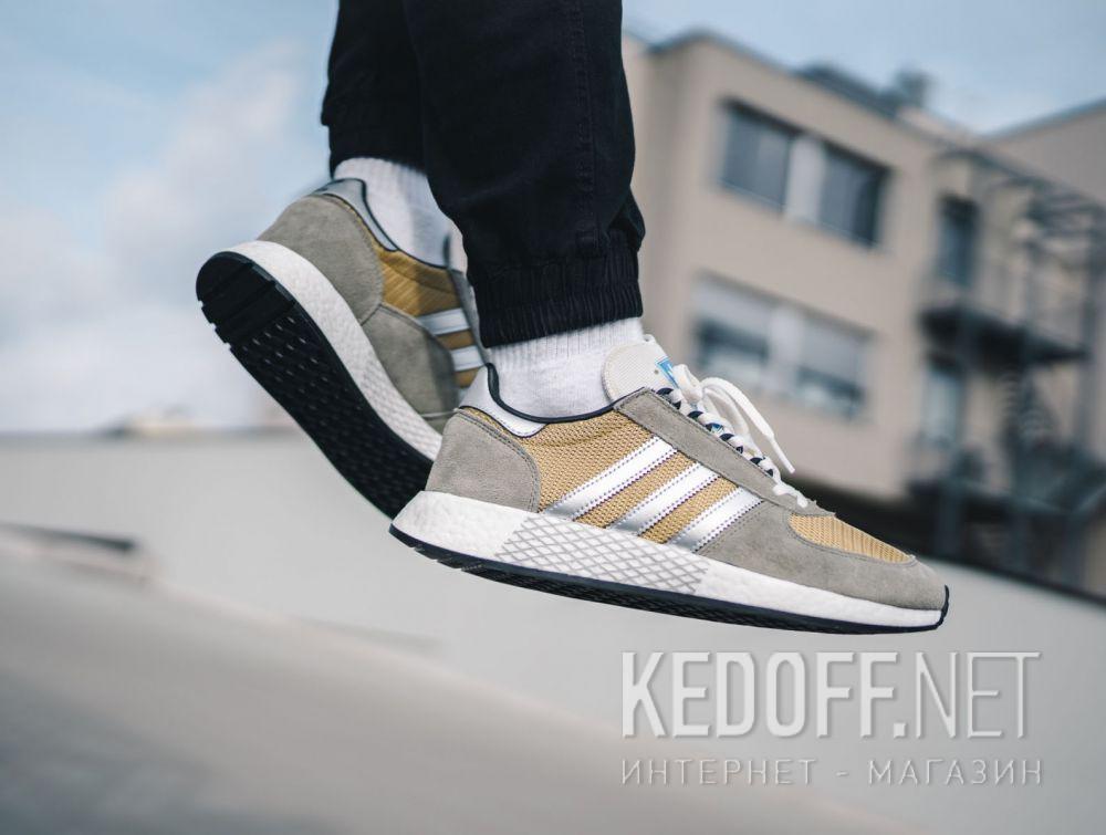 Buty do biegania męskie Adidas Originals Marathon Tech G27416