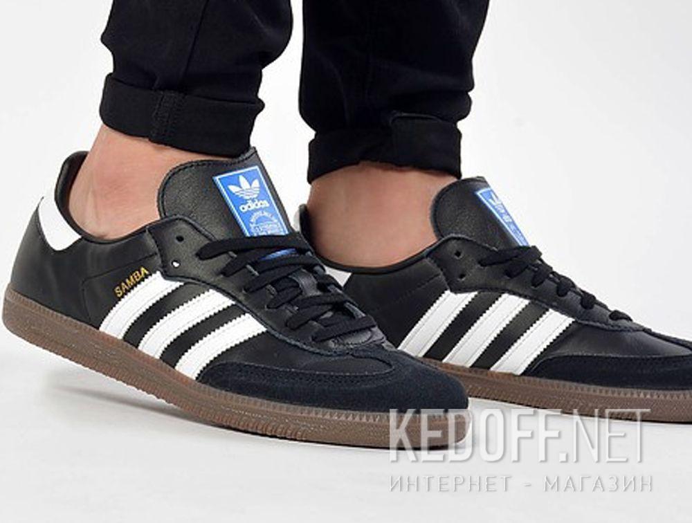 Мужские кроссовки Adidas Originals Samba Og B75807 все размеры