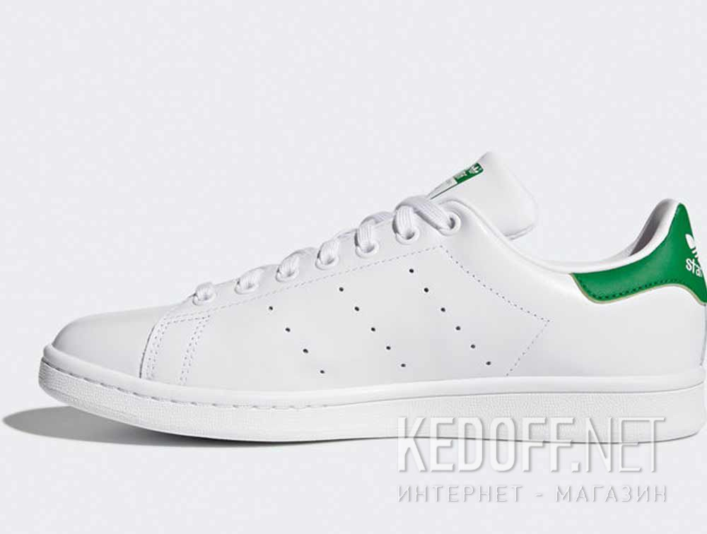 Мужские кроссовки Adidas Originals Stan Smith S20324   (белый) купить Киев