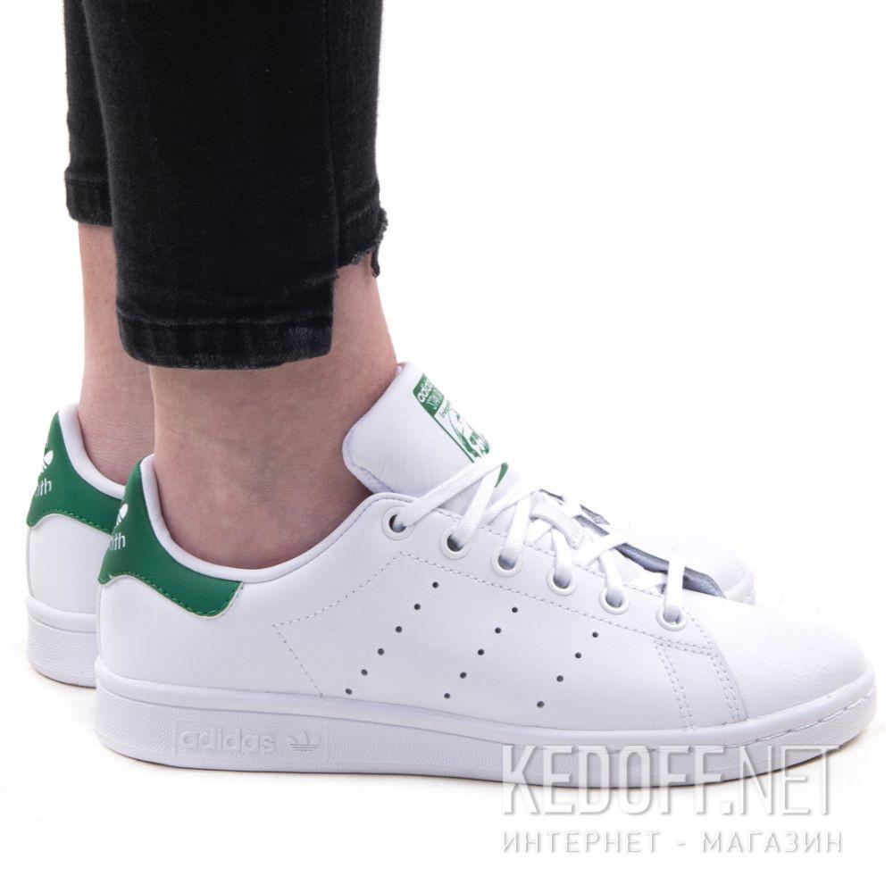 Мужские кроссовки Adidas Originals Stan Smith S20324   (белый) доставка по Украине