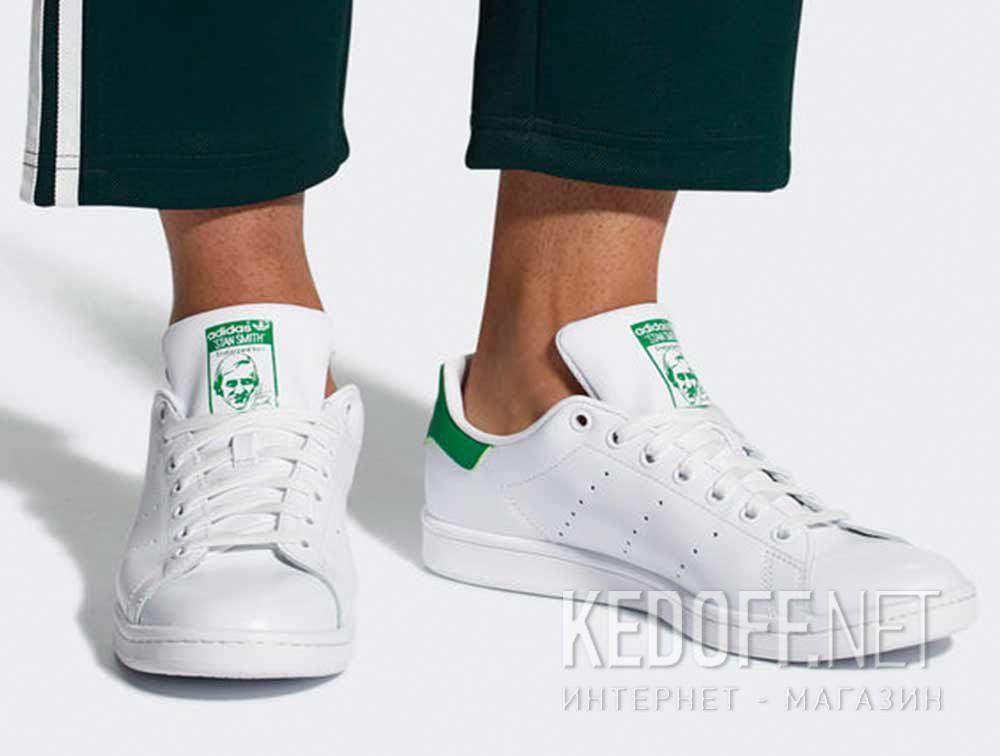 Доставка Мужские кроссовки Adidas Originals Stan Smith S20324   (белый)