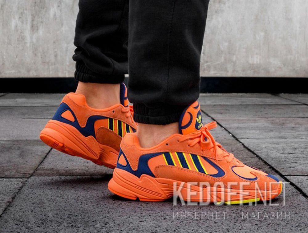 buty sneakersy adidas originals yung-1 b37613