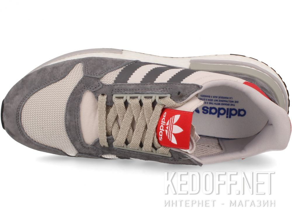 Оригинальные Мужские кроссовки Adidas Originals Zx 500 Rm B42204
